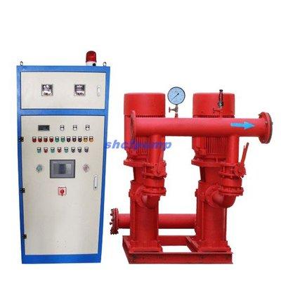 松江报警消防水泵设备接线图