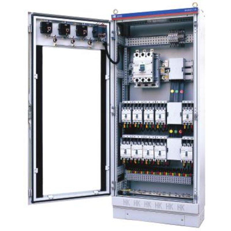 抽屉式高压配电柜接线图