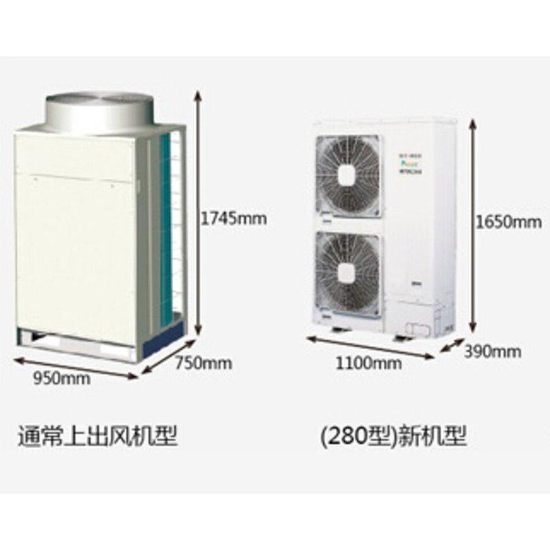 开利空调冷凝器结构图