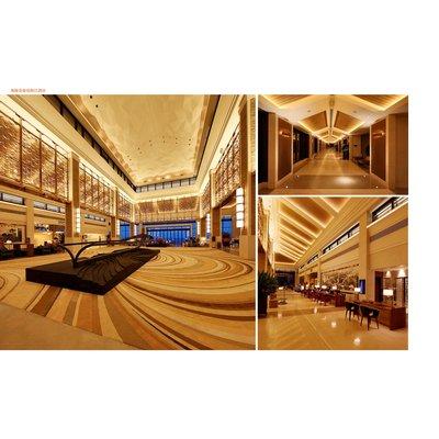 保利集团海陵岛皇冠假日酒店室内精装修工程成功案例