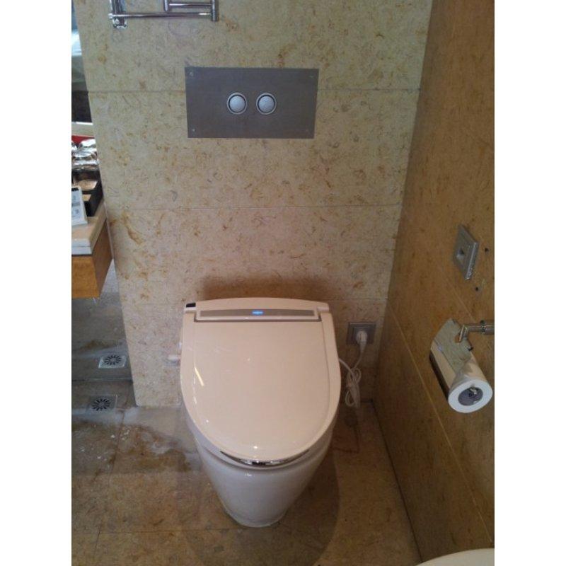 南京维景国际大酒店酒店智能马桶盖招标洁具成功案例
