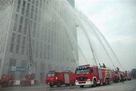 消火栓用水量标准