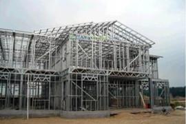 经验谈:大跨度钢屋架制作及施工工艺