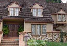 高层住宅入户门的设置方法