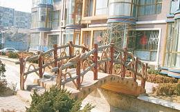 仿木栏杆工程施工要点