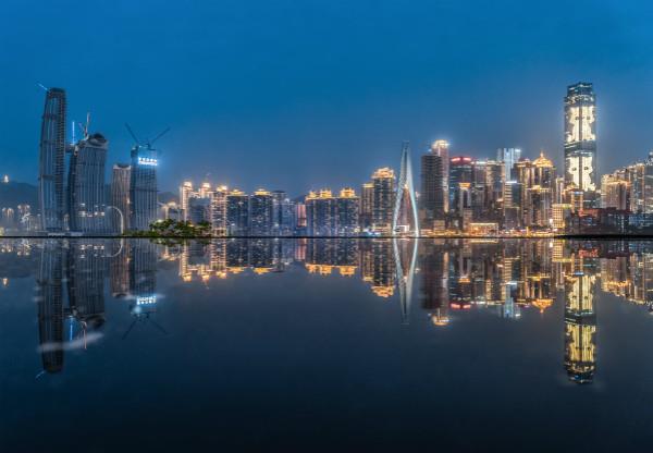 """新基建+智能化 为重庆经济发展插上""""翅膀"""""""